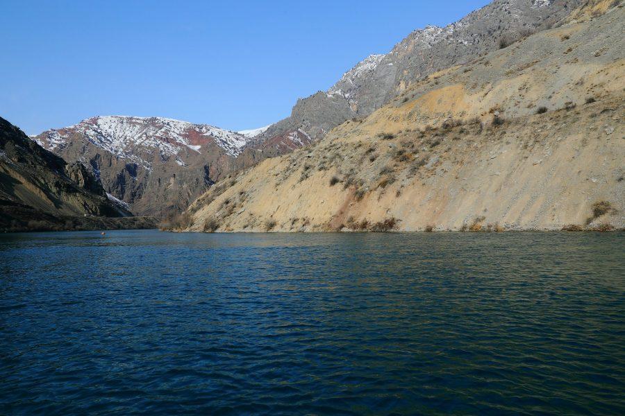 Токтогульская ГЭС